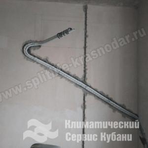 Prokladka_trassi_pod_kondicioner_Krasnodar